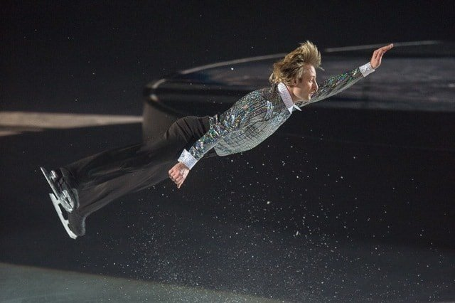Evgeni Plushenko at Art On Ice 2016
