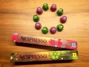 Coffee fun with Nespresso in Zurich