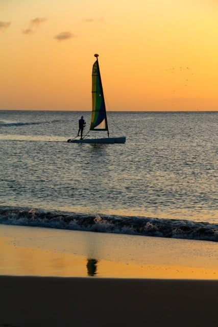 sailing body holiday st lucia