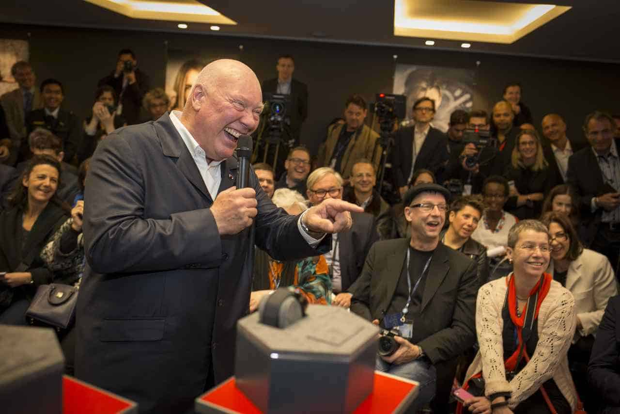 JC Biver TAG Heuer