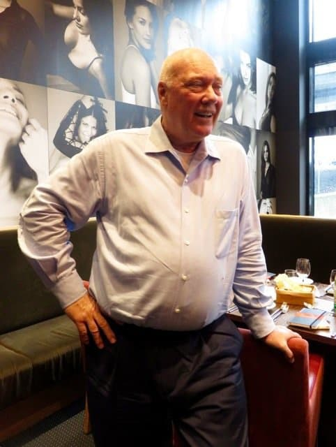 Jean Claude Biver Tag Heuer