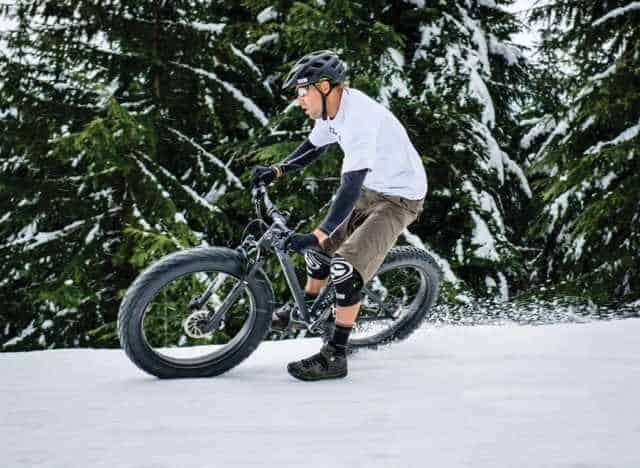 Switzerland's First Snowbike Park in Lenzerheide