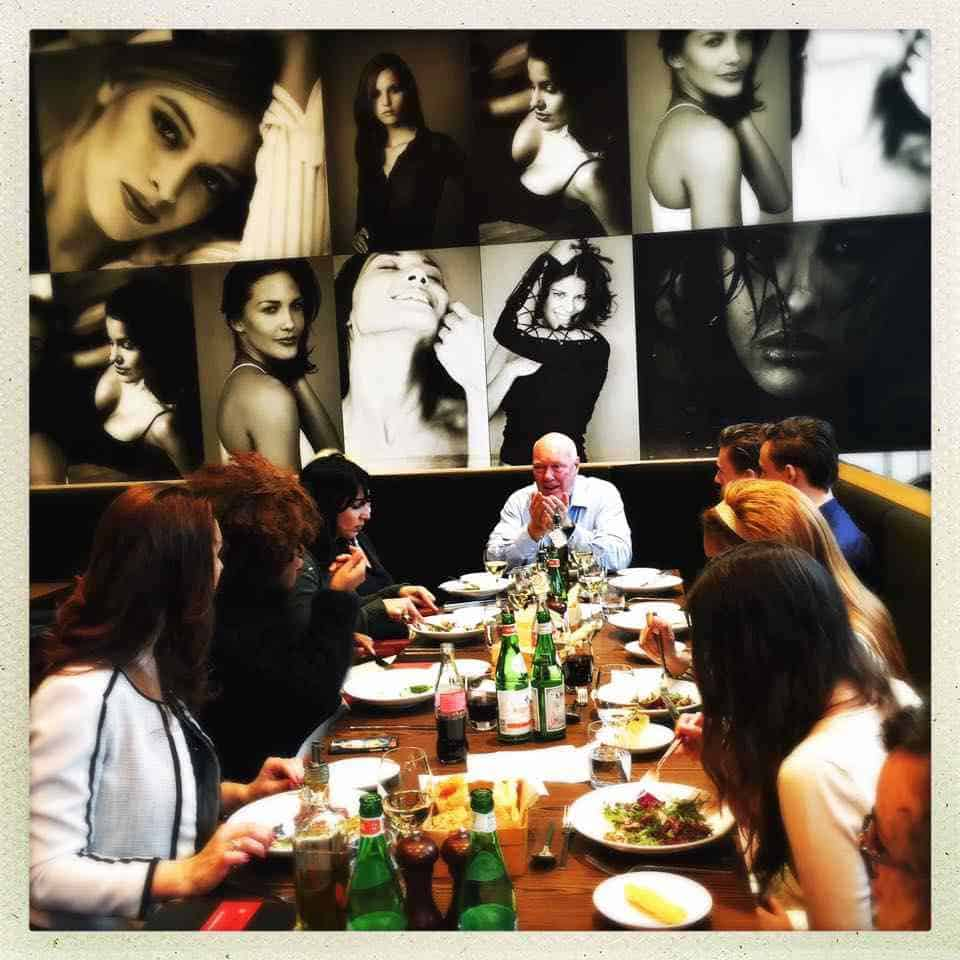 All You Need is Love - Lunch with Jean-Claude Biver Tag Heuer