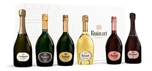 Ruinart champagnes