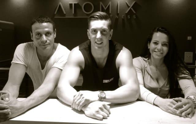 Atomix Fitness Zurich