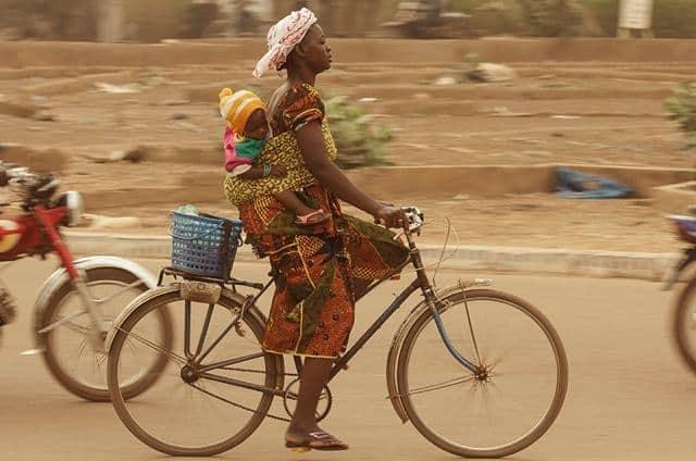Velafrika Africa bike charity