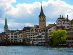 What's On in Zurich Early to Mid April 2017