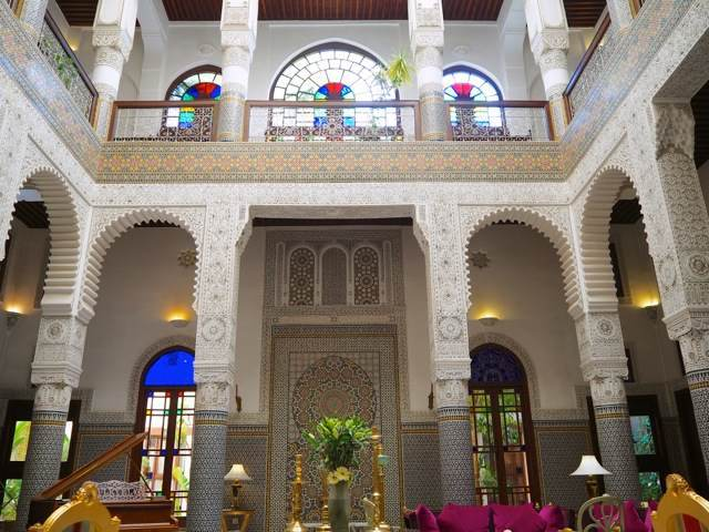 Riad Fes Morocco