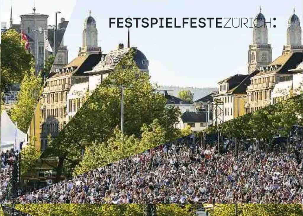 Zurich Festspiele 2016