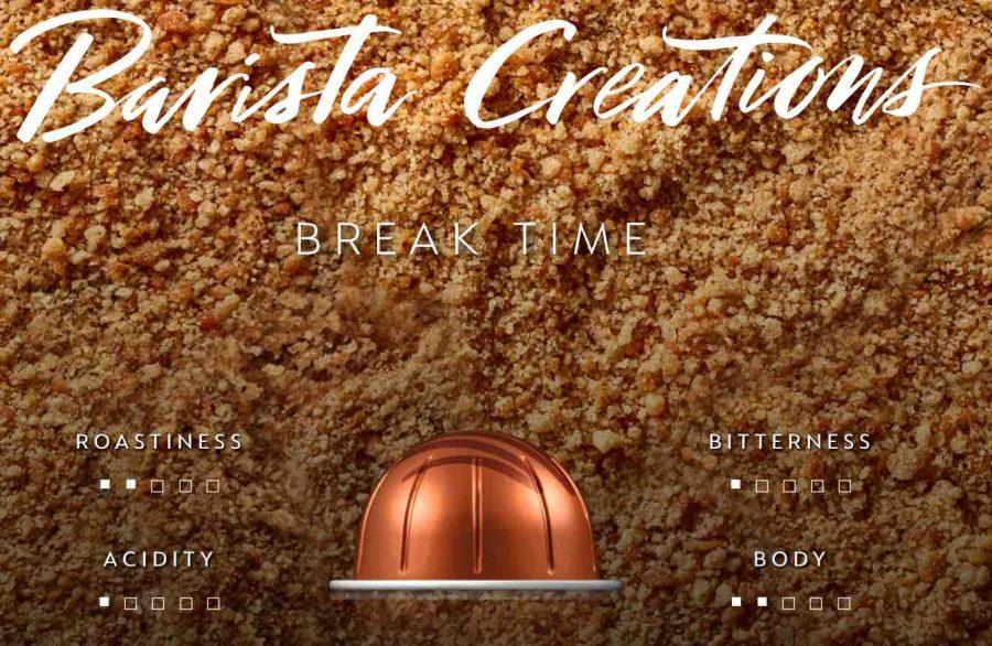 Delicious New Nespresso Vertuo Barista Creations Flavoured