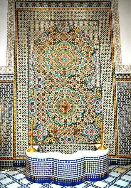 hotel riad fez Morocco