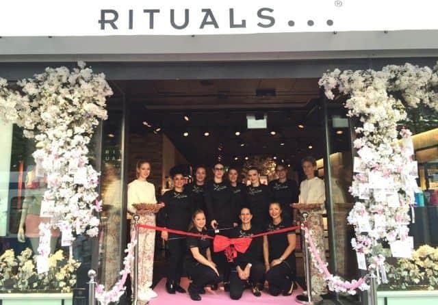 new rituals store zurich