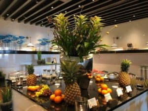BRUNCH AT HOTEL ATLANTIS BY GIARDINO