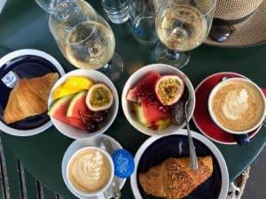 Best brunches Zurich - Milchbar Brunch