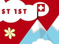 August 1st: Celebrating the Swiss National Holiday