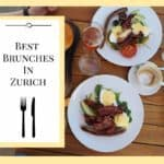 Best Brunches in Zurich