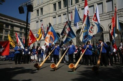 August 1st Parade