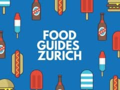 Food Guides Zurich