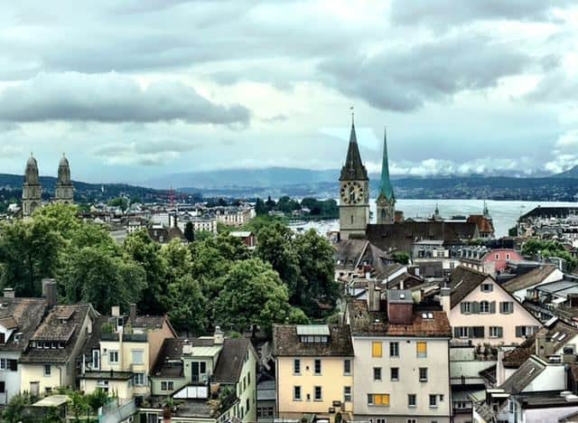 What's On in Zurich Mid July 2016 Onwards