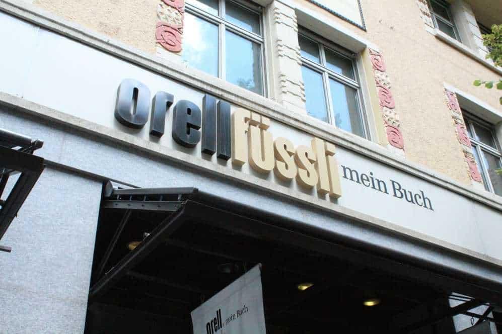 Orell Füssli Book Store