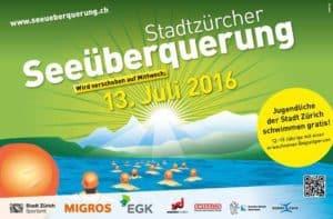 Zurich Seeuberquerung 2016
