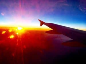 aeroplane travel