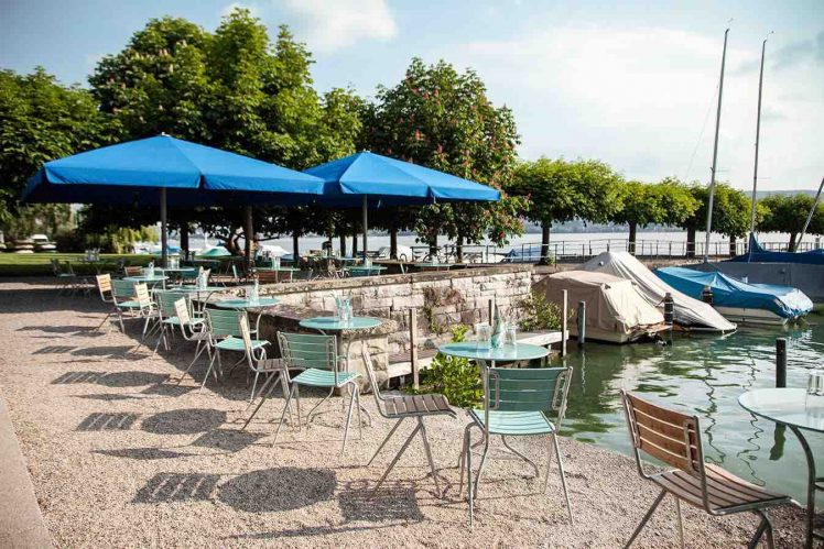 New! Take Away & Delivery from Moenchhof Am See Kilchberg