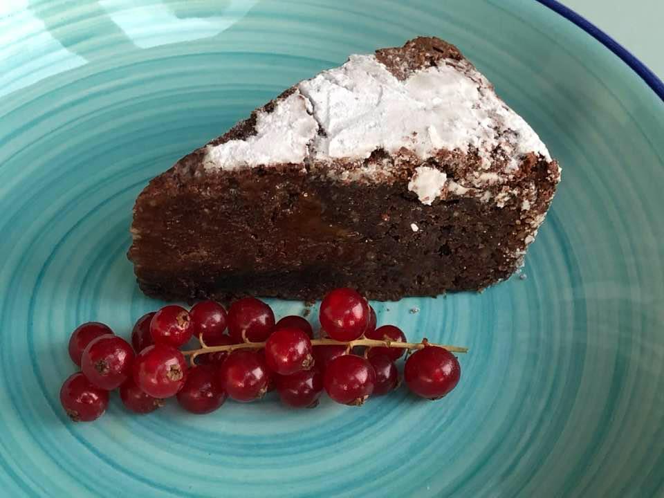 Chocolate cake Moenchhof Am See Kilchberg