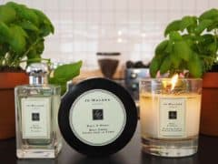 Jo Malone Basil and Neroli at Juicery 21 Zurich #Londonlark
