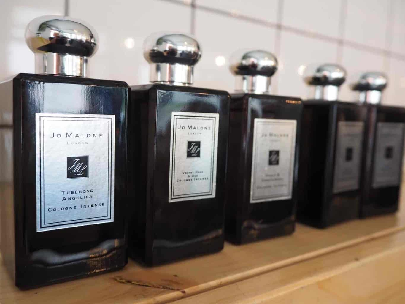 Jo Malone Basil and Neroli at Juicery21 Zurich