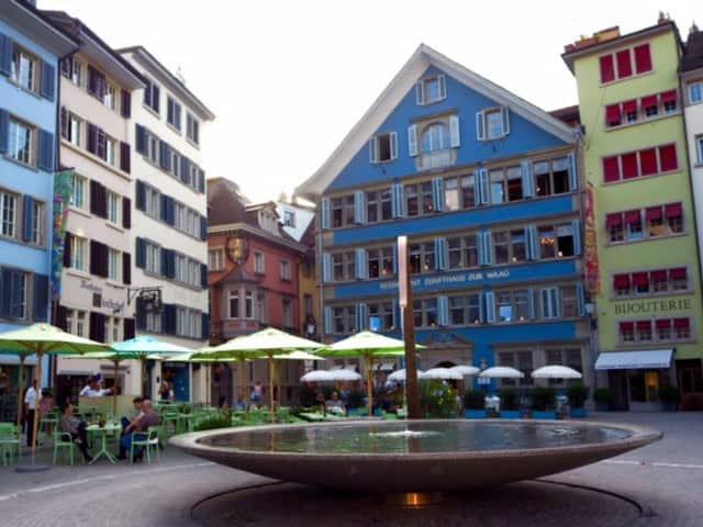 Munsterhof Zurich