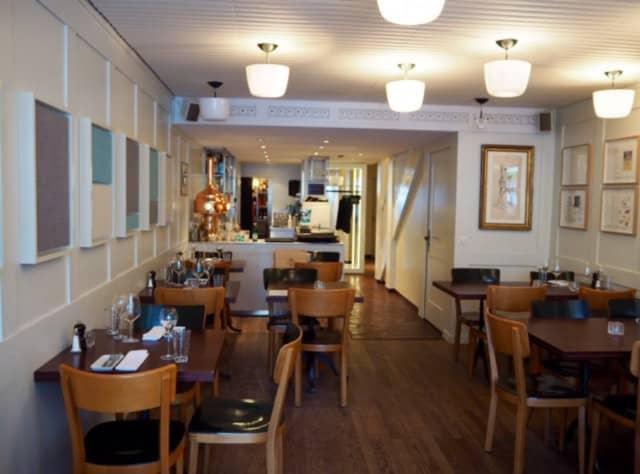 Munsterhof restaurant zh