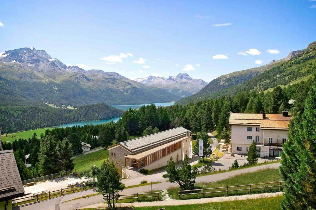 Randolins Familienresort Hotel St Moritz