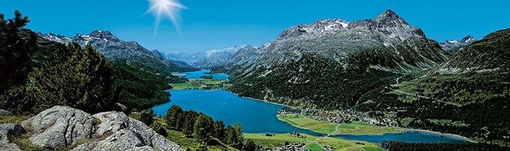 Weekends away st Moritz
