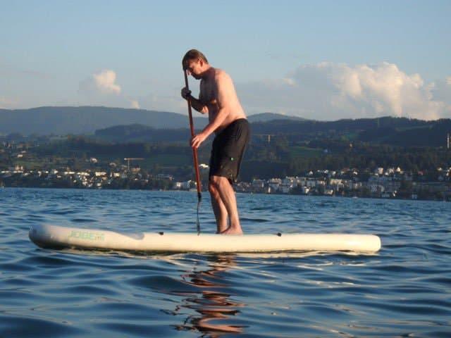 Lake Pleasant Paddle Boarding | Paddleboarding World