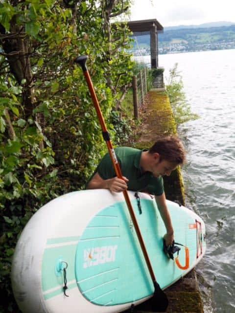 Jobe Stand up paddle board