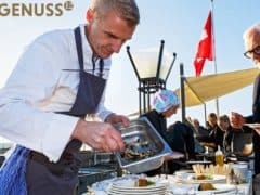 Genusshoch12 Flying Dinner Hotel Ambassador Zurich