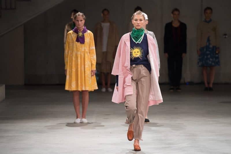 En soie at Mode Suisse
