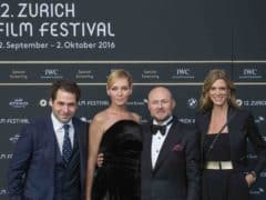 Zurich Film Festival 2016 Turns on the Glamour