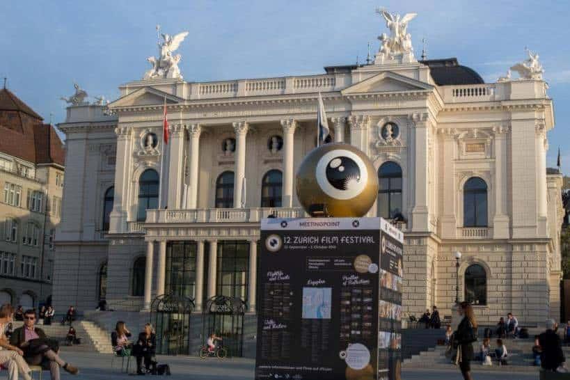 zurich-film festival Zurich