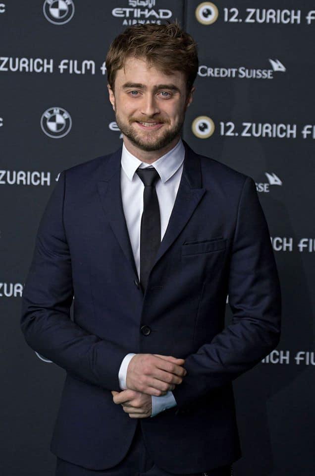 Daniel Radcliffe at Zurich Film Festival