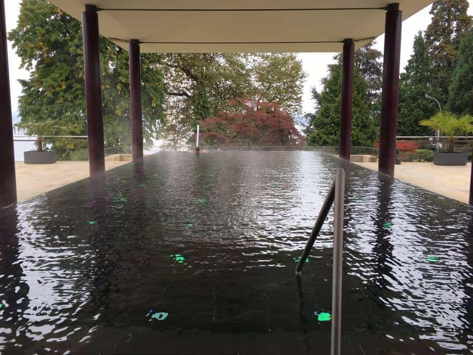 Park Weggis Hotel swimming pool