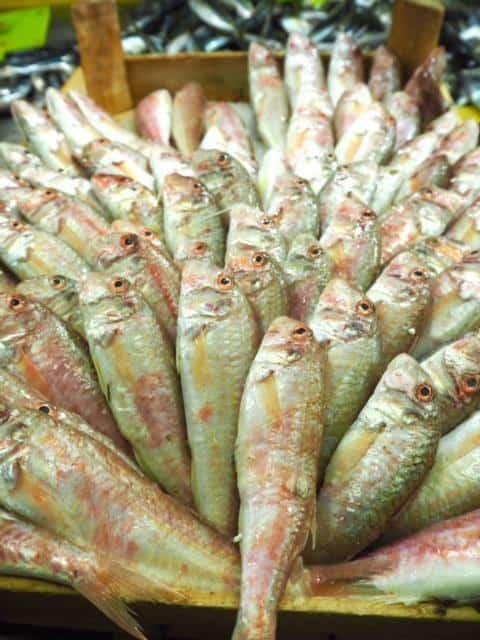 Fish Market Fethiye