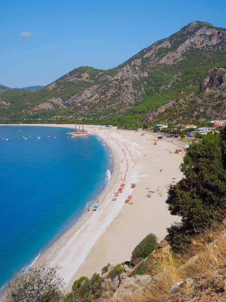 Old Deniz Turkey
