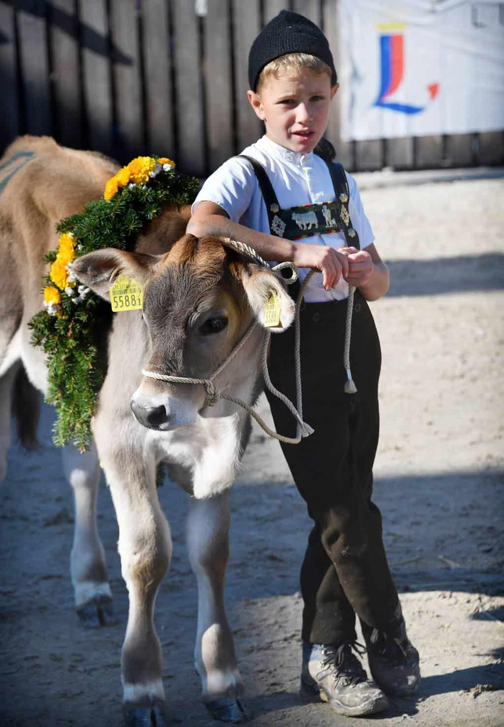 Olma Festival in St Gallen