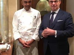 Top Chef Alfred Prasad Cooks at the Widder Hotel