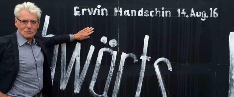 Erwin Handschin's Street Art Gallerie Zumikon