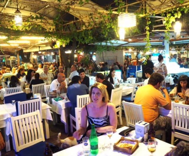 fish-market Fethiye Turkey