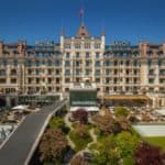 Hotel Royal Savoy Lausanne Reopens After Major Revamp