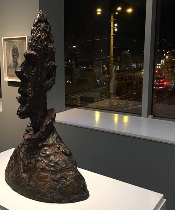 Alberto Giacometti Exhibit at Kunsthaus Zurich: Beyond Bronze